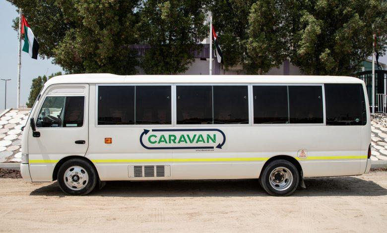 مسارات النقل في الإمارات