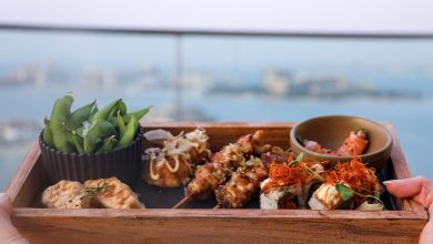 صورة مطعم وركن المشروبات هانامي يطلق عرض الساعة السعيدة 2020