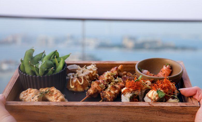 مطعم وركن المشروبات هانامي يطلق عرض الساعة السعيدة 2020