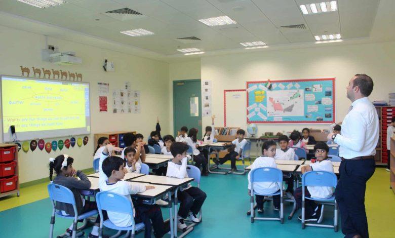 المدارس في الشارقة