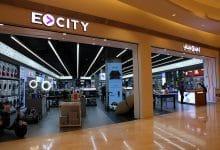 صورة افتتاح متجر إي سيتي للإلكترونيات الاستهلاكية في ياس مول بأبوظبي