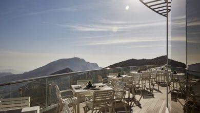 صورة افتتاح مطعم 1484 من بورو الأعلى إرتفاعاً في الإمارات