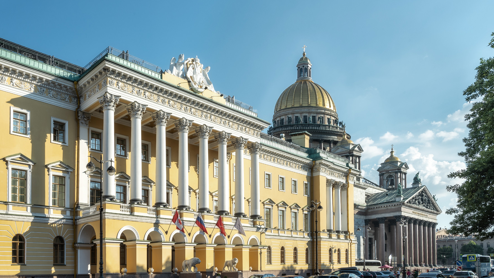 فندق فورسيزونز ليون بالاس سان بطرسبرغ