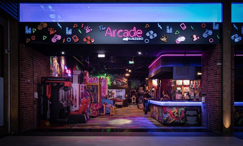 ذا آركايد باي هب زيرو تطلق عرضاً ممتعا بمناسبة إعادة إفتتاحها