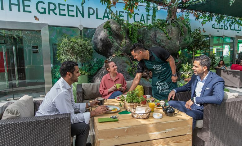 The Green Planet Cafe