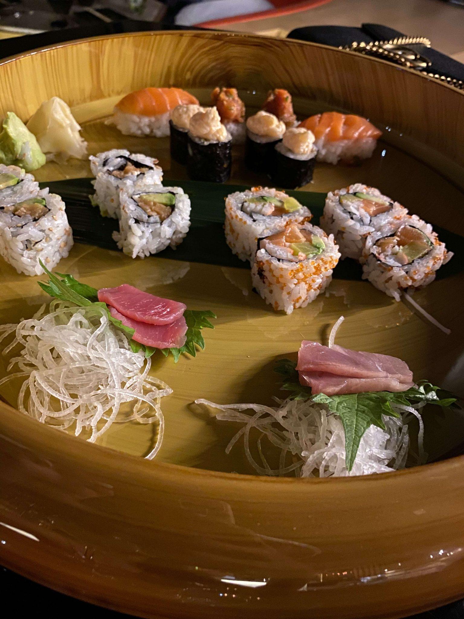 مطعم كي يو او الياباني