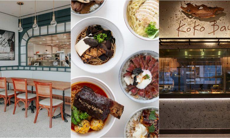 أفضل المطاعم التي تم إفتتاحها في دبي خلال سبتمبر 2020