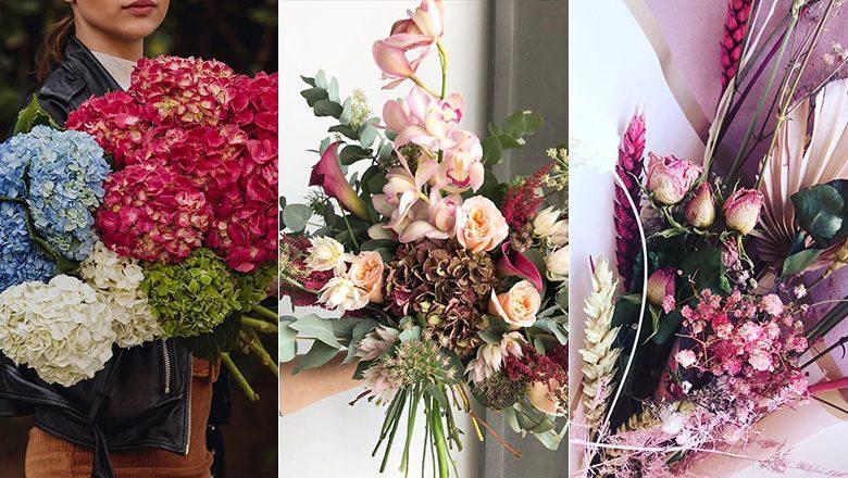 أفضل خمسة متاجر توصيل الزهور في دبي