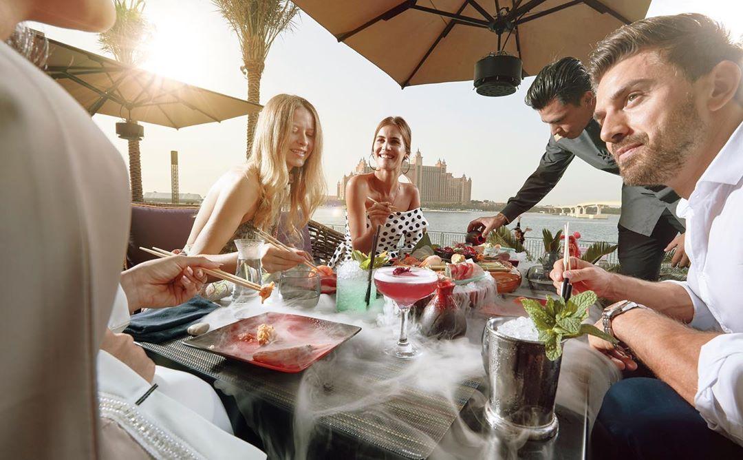 عروض أفضل المطاعم في ذي بوينت خلال سبتمبر 2020