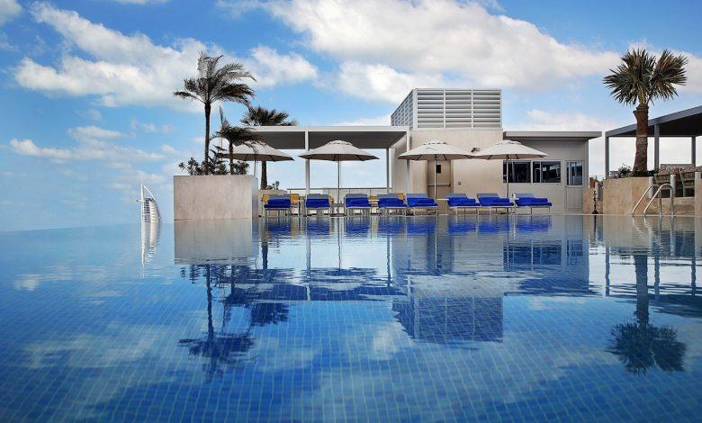 عروض فندق جراند كوزموبوليتان دبي للإقامة الطويلة