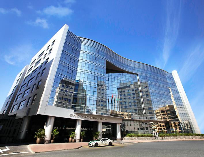 فندق جراند كوزموبوليتان دبي
