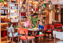 صورة مطعم ذا وورلد ايتيري يعيد إطلاق برانش فاميلي فيستا