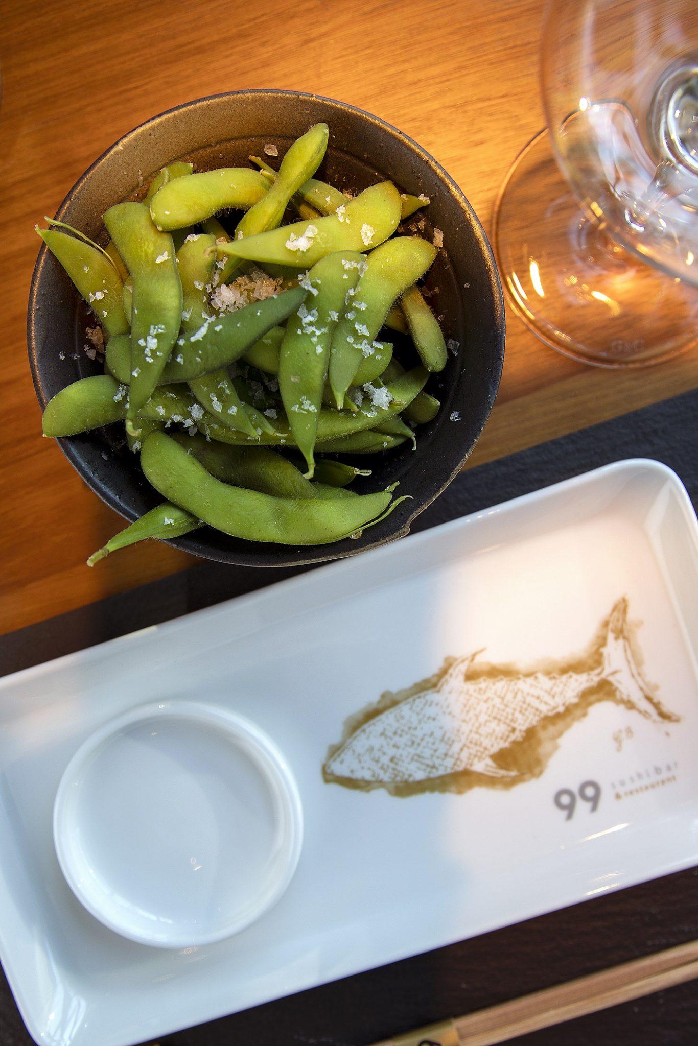 مطعم وبار 99 سوشي يضيف 9 أطباق جديدة الى قائمة طعامه