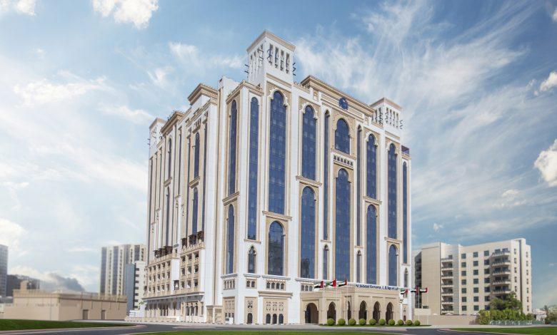 Al Jaddaf Rotana Exterior (1)
