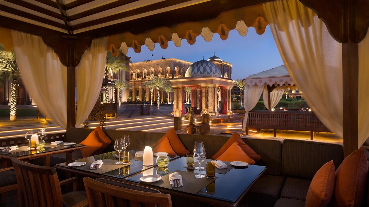 مطعم باربكيو القصر