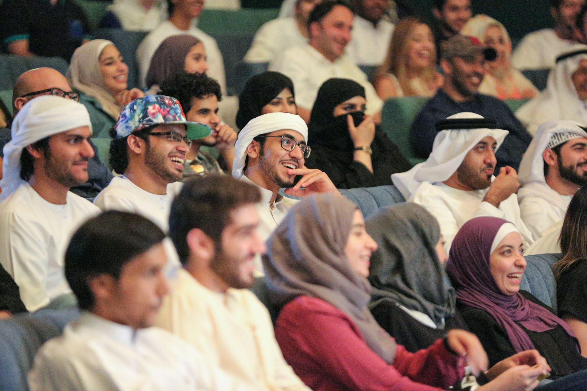 مهرجان دبي للكوميديا 2020