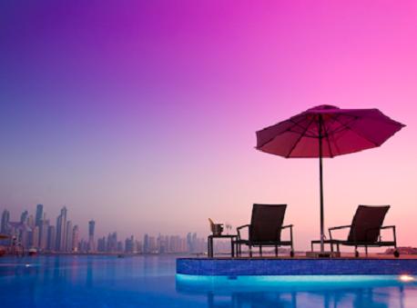 فندق ديوكس نخلة دبي