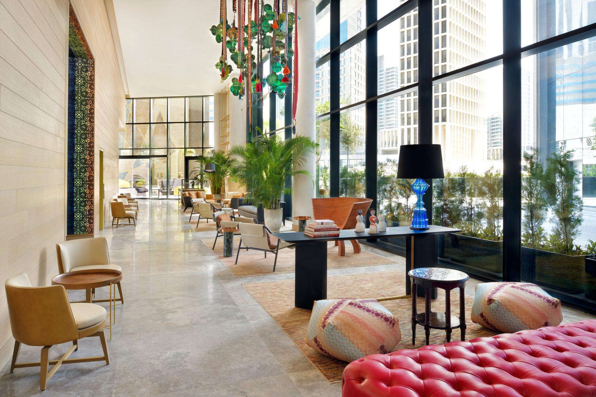 فندق هوتيل إنديجو دبي داون تاون