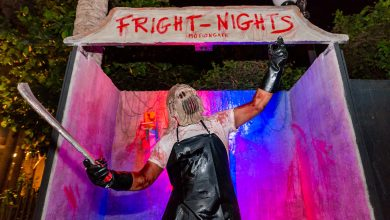 Motiongate Fright Nights 8