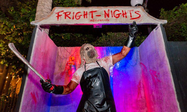 Motiongate Fright Nights 8