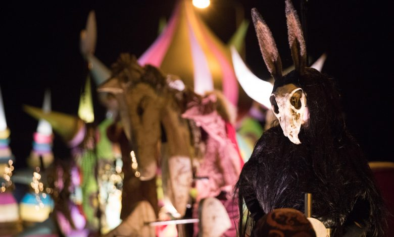أهم التقاليد الأصلية للإحتفال بعيد الهالوين في إيرلندا