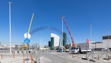 صورة دبي فستيفال سيتي مول يعلن عن افتتاح حديقة القوس