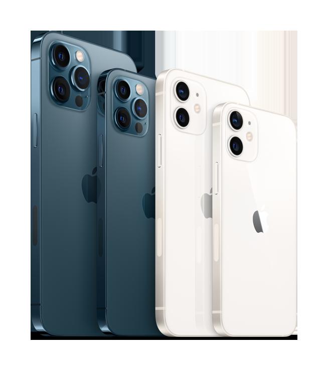 هاتفي iPhone 12 Pro وiPhone 12