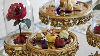 """صورة صالون رافلز يقدم تجربة شاي ما بعد الظهيرة """"تشكيلة الكنوز العربية"""""""