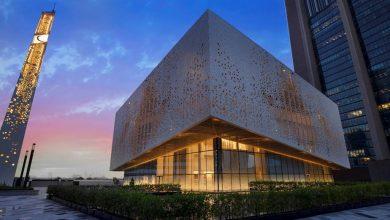 صورة مسجد مركز دبي المالي العالمي الكبير يفتتح أبوابه في دبي