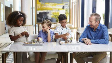 صورة جميرا بيتش هوتيل تطلق قائمة طعام جديدة للذوّاقة الصغار
