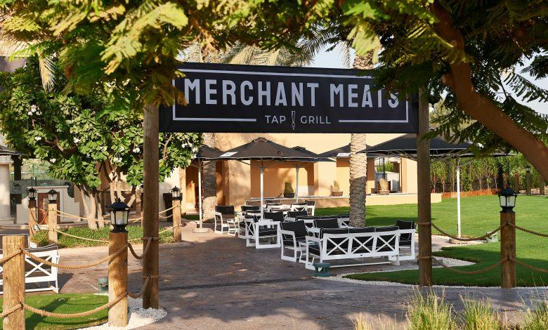 مطعم Merchant Meats Tap & Grill