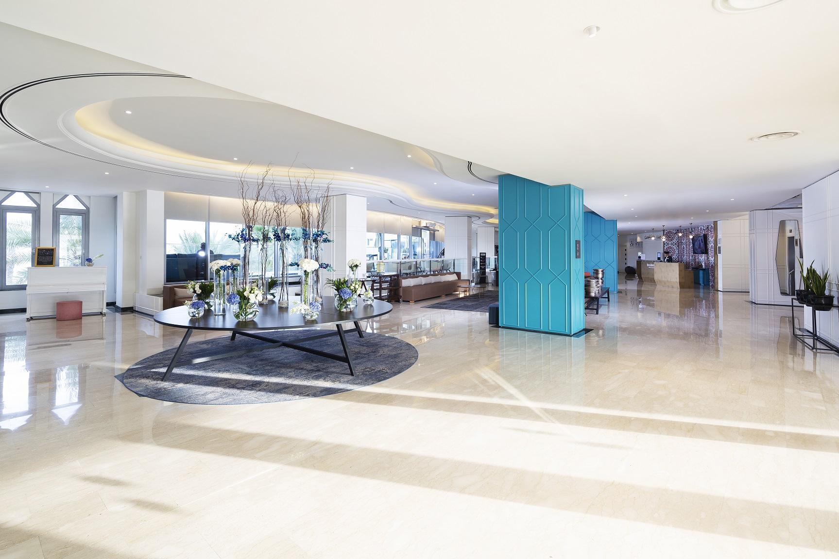 فندق أوكسيدنتال الشارقة جراند