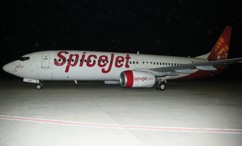 شركة سبايس جيت للطيران