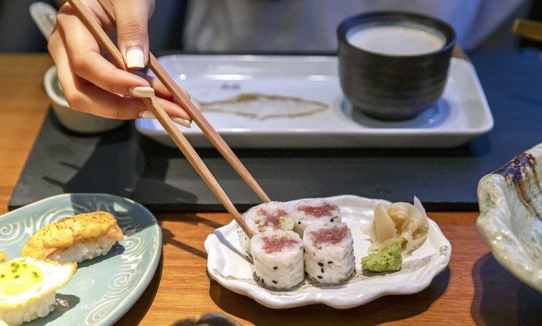 مطعم وبار 99 سوشي
