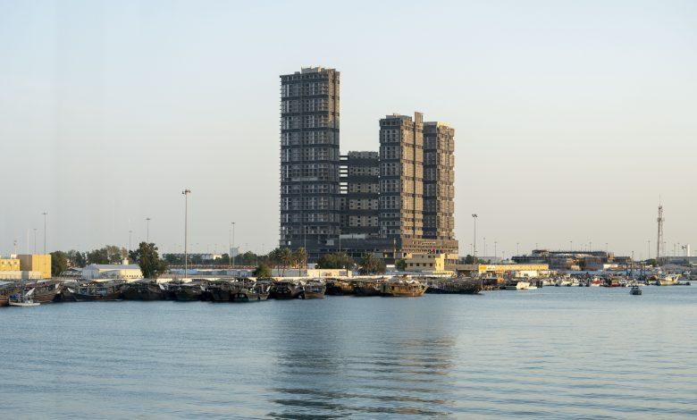 أبراج ميناء بلازا