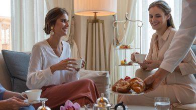 صورة تجربة شاي ما بعد الظهيرة في فندقي جميرا النسيم و جميرا ميناء السلام