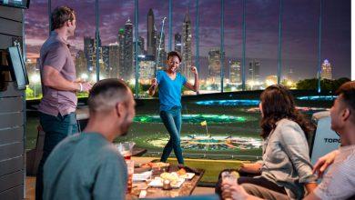 صورة مجموعة توب جولف للترفيه تفتتح اول وجهاتها الضخمة في دبي