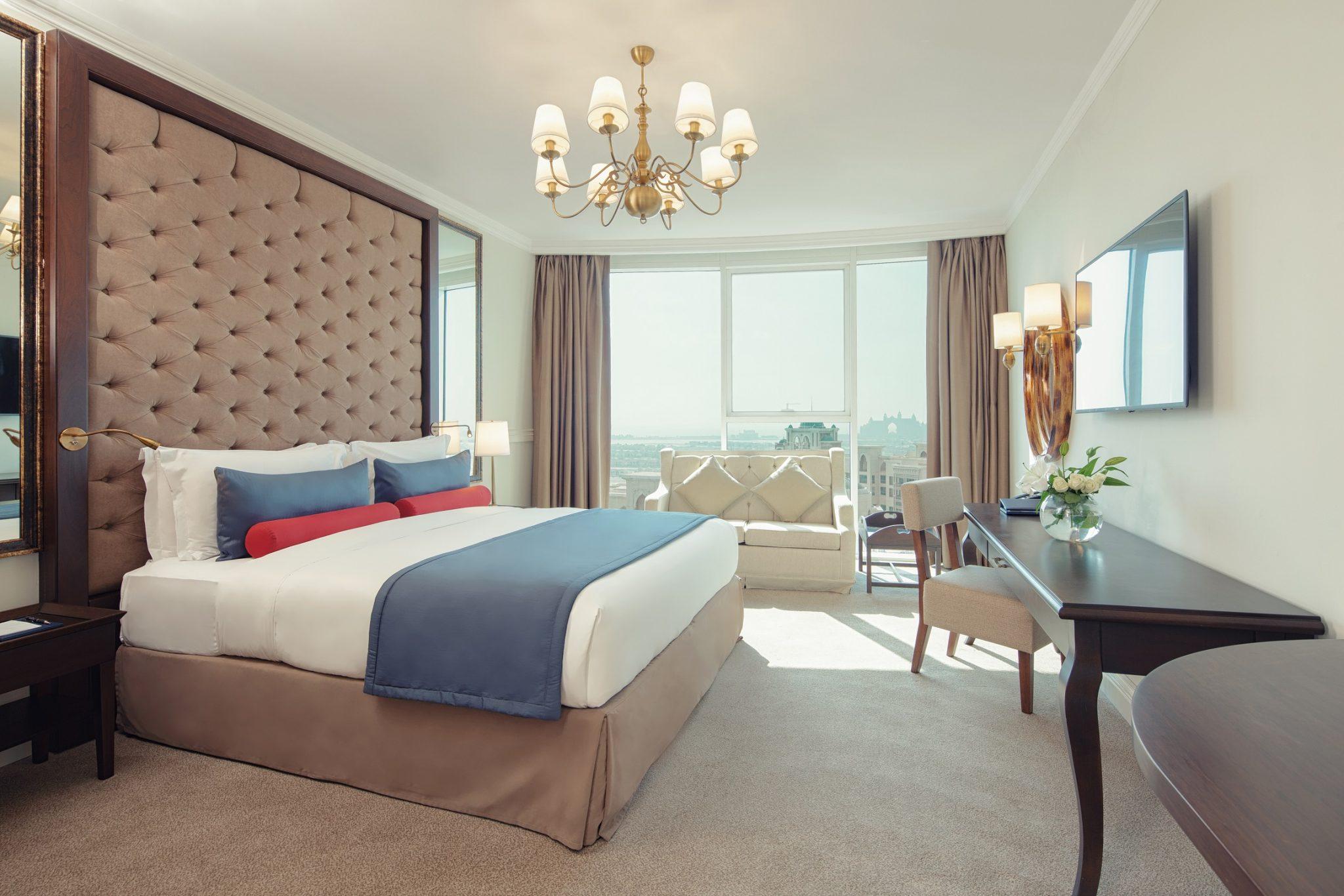 فندق ديوكس النخلة يطلق عرض الإقامة الطويلة