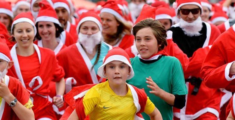 سباق سانتا ران 2020