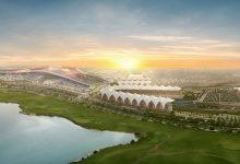 صورة جزيرة ياس تحتفي باليوم الوطني لدولة الإمارات 2020