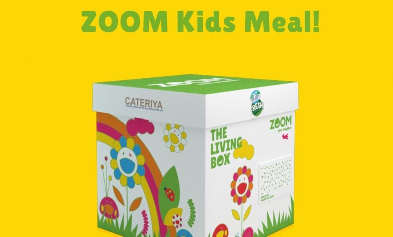 ZOOM Kid's Meal