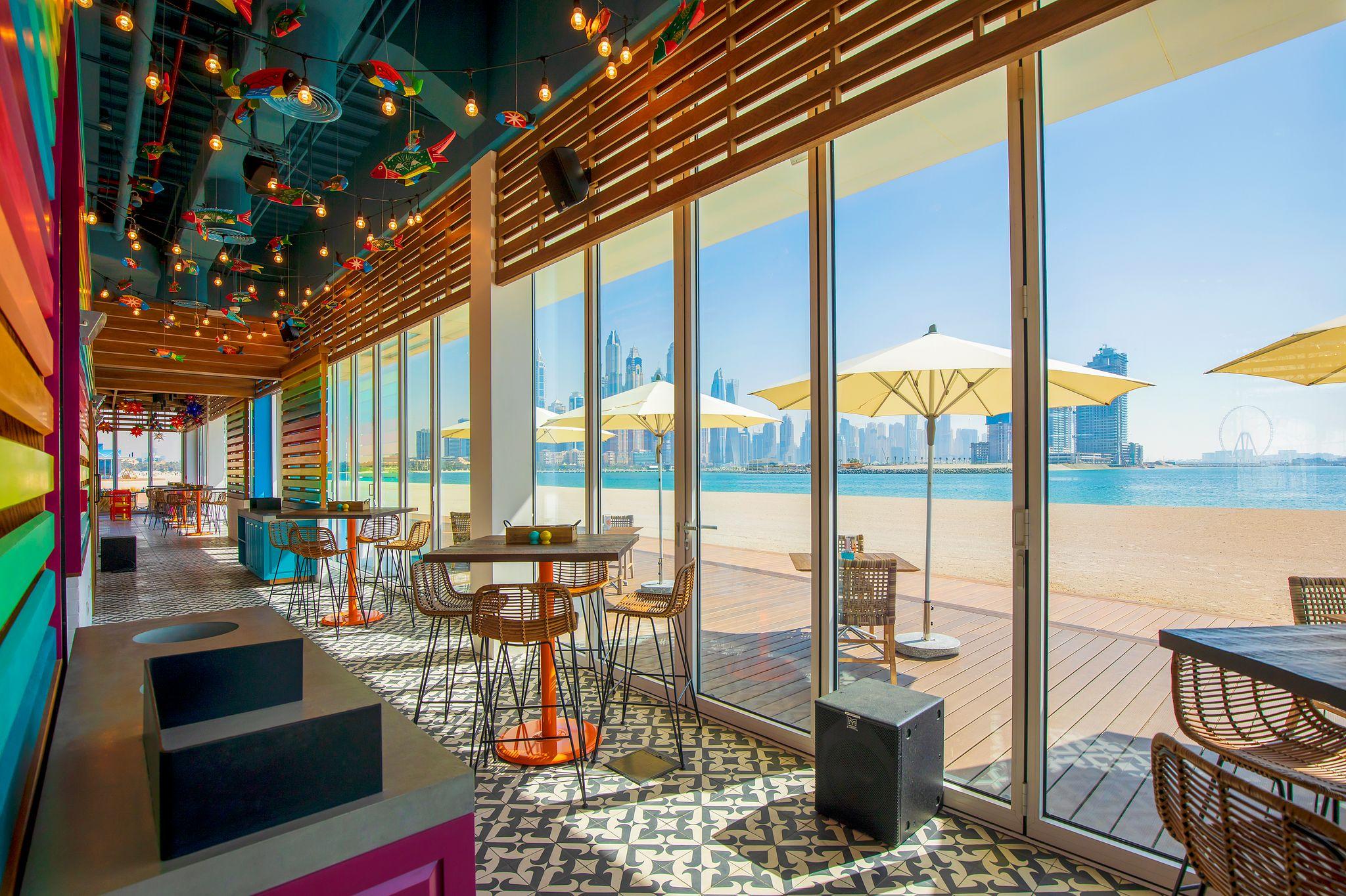 نظرة على مطعم Señor Pico للمأكولات المكسيكية في دبي