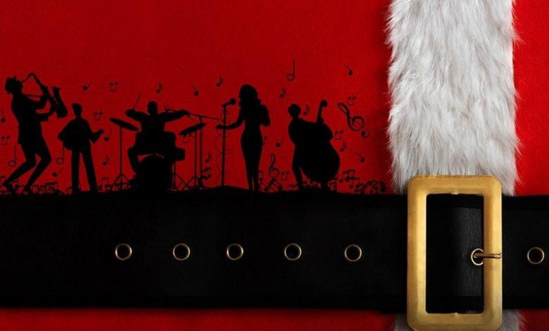 عرض سانتا بايبي لفرقة أن أس أو بيغ باند في دبي خلال موسم الأعياد 2020