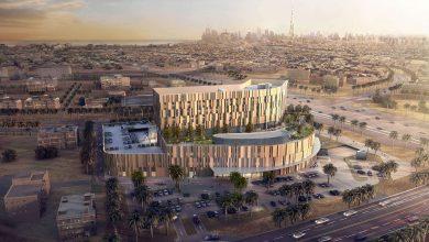 صورة مستشفى كينغز كوليدج لندن بدبي يشارك في تحدي دبي للياقة 2020