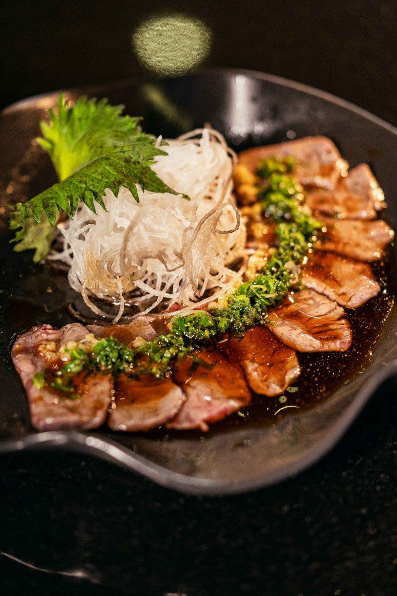مطعم كيو الياباني