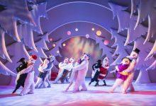 صورة مسرح ذا ثياتر يعرض مسرحية ذا سنومان خلال ديسمبر 2020