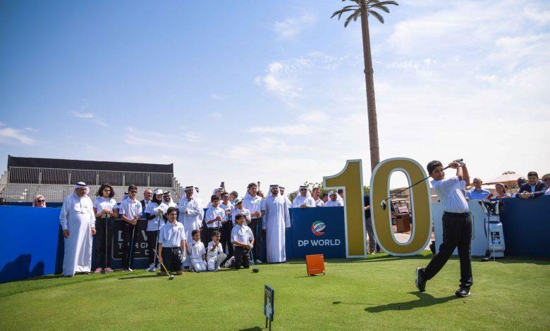 ترقبوا بطولة موانئ دبي العالمية للجولف 2020