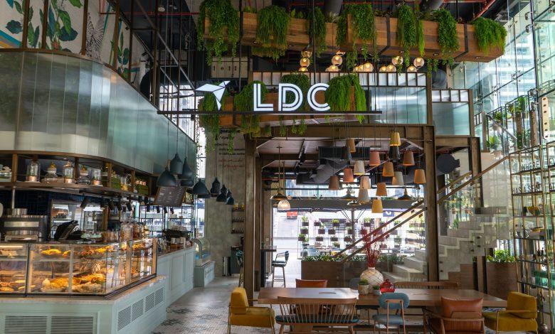 إل دي سي تفتتح مطاعمها الجديد في أبراج بحيرات جميرا
