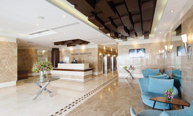 فندق بارسيلو ريزيدنس دبي مارينا للشقق الفندقية (3)