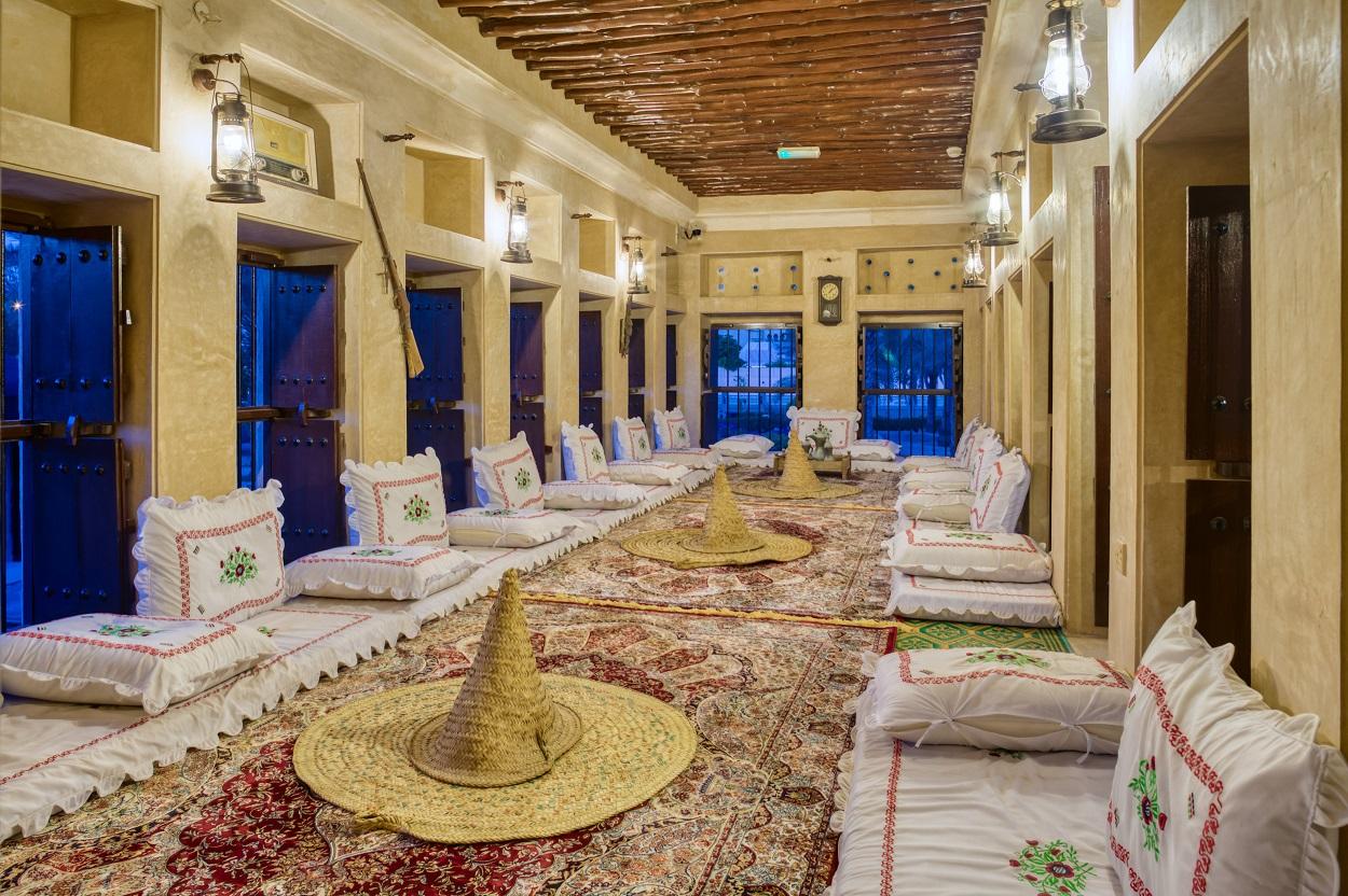 مجلس غرفة أم الشيف